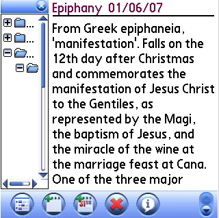 PearBible KJV screenshot #3